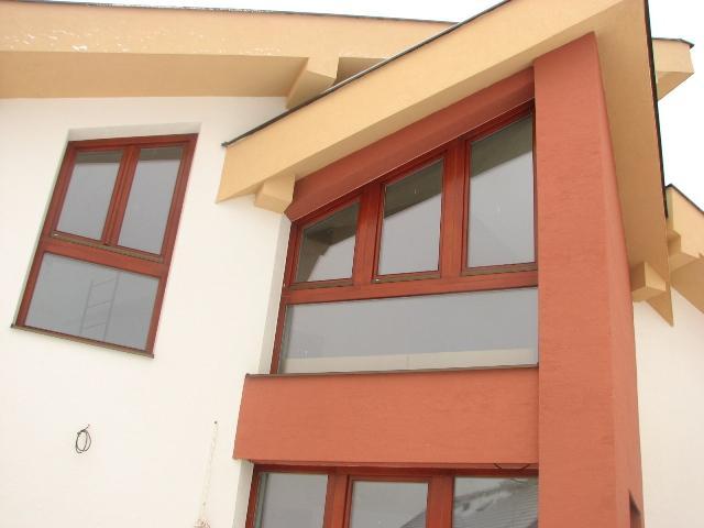 Atypické drevené okná<br> Autor: František Šmikniar - Stolárstvo, Dolná Ždaňa