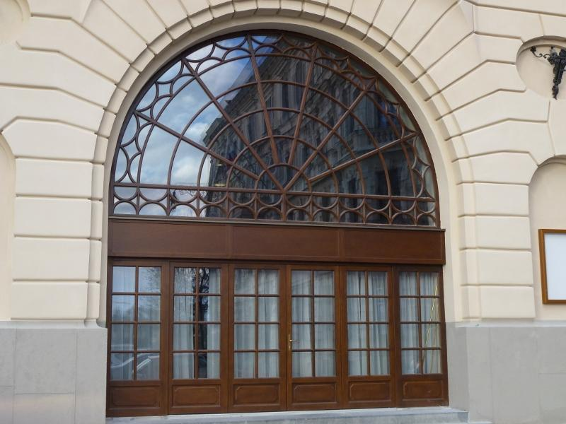 Atypické eurookná a dvere<br> Autor: ROHAU,s.r.o., Čaka