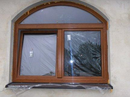 Atypické okno<br> Autor: Waldek spol. s r.o., Komárno