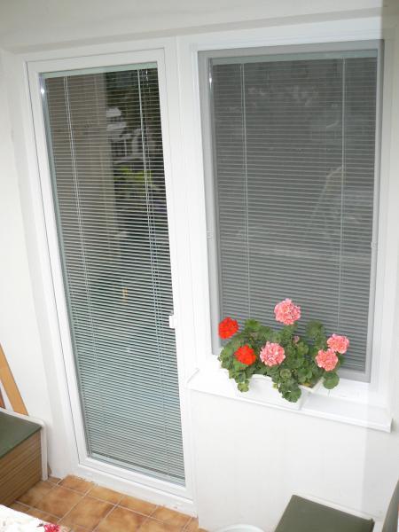 Balkónová súprava - plast<br> Autor: BENARY s.r.o., Dolná Krupá