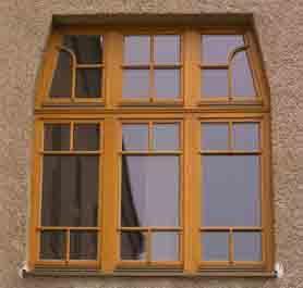Drevené okno<br> Autor:  Drevolip - Cyril Lipták, Prešov