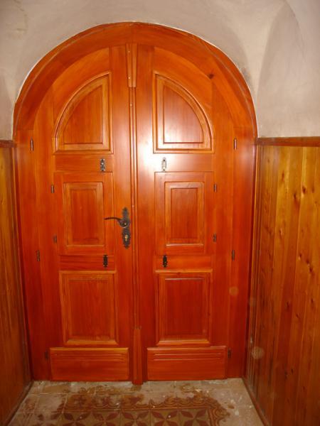 Dvere<br> Autor: STOLARSA, s. r. o., Čečejovce