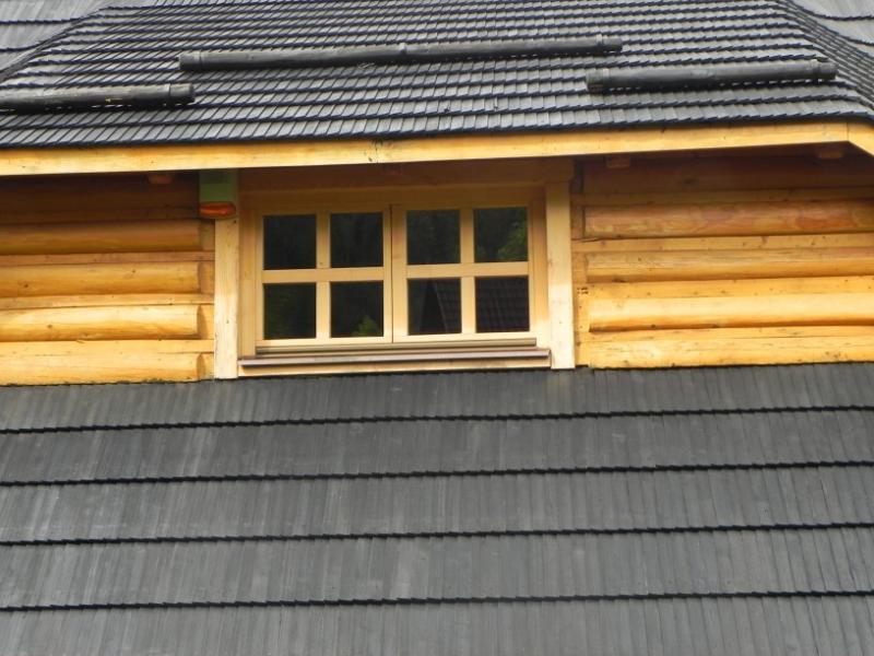 Eurookná na drevenici<br> Autor: <a href=http://okna.dobretipy.sk/lubomir-kubik-bela >Kubík Ľubomír, Belá</a>