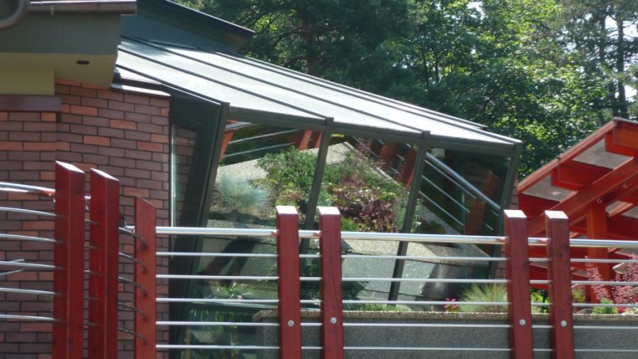 Hliníková zimná záhrada<br> Autor: <a href=http://okna.dobretipy.sk/bobell-sro-liptovska-osada>Bobell s.r.o, Liptovská Osada</a>
