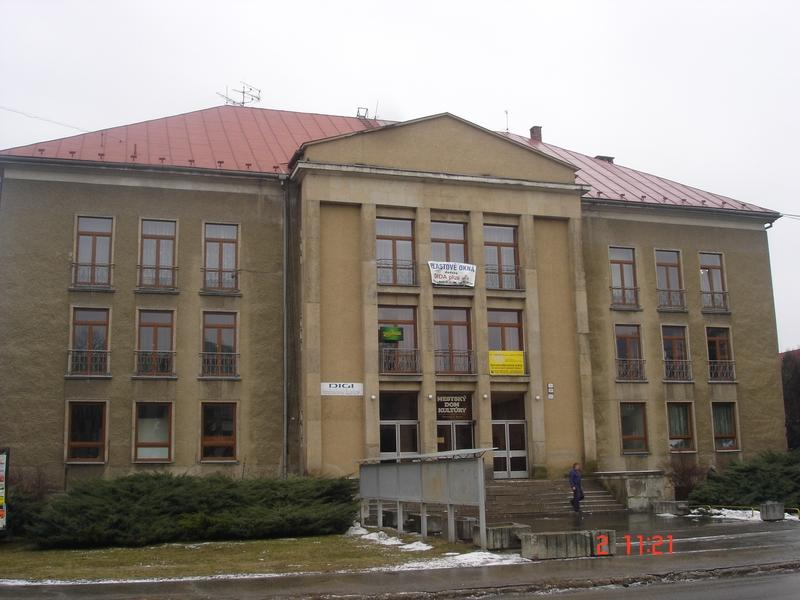 Nové okná na historickej budove<br> Autor: DIDA Plus s.r.o., Brezno