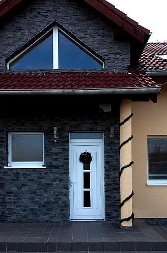 Plastové okná a dvere<br> Autor: STAVEL, Prešov