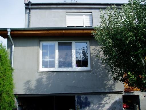 Plastové okná<br> Autor: Atilla Rébic - REBPLAST, Veľká Mača