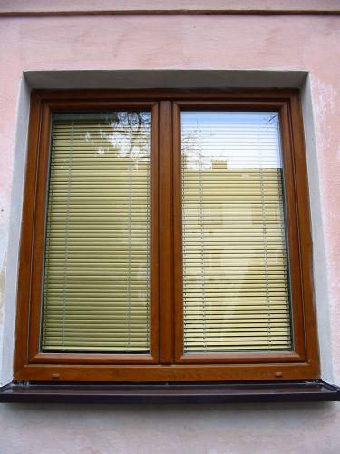 Plastové okno<br> Autor: HELT, Senica