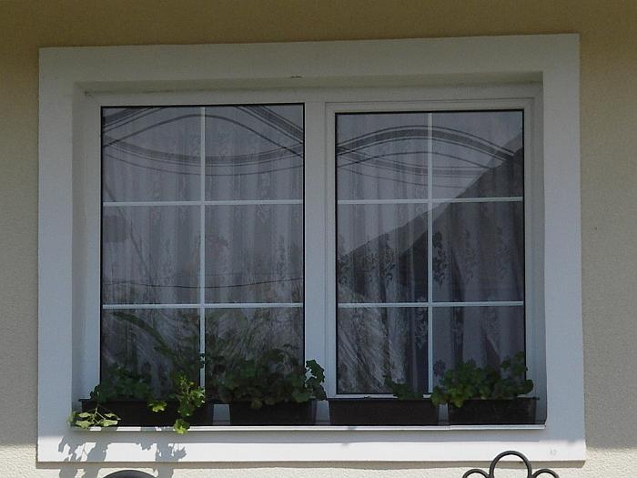 Plastové okno<br> Autor: Robin, Vranov nad Topľou