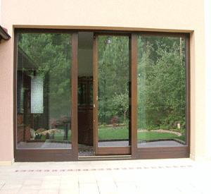 Terasové  drevené okná <br> Autor: <a href=http://okna.dobretipy.sk/milan-trgina-stolarstvo-dozana-chrenovec-brusno>Milan Trgiňa -Stolárstvo DOZANA, Chrenovec-Brusno</a>