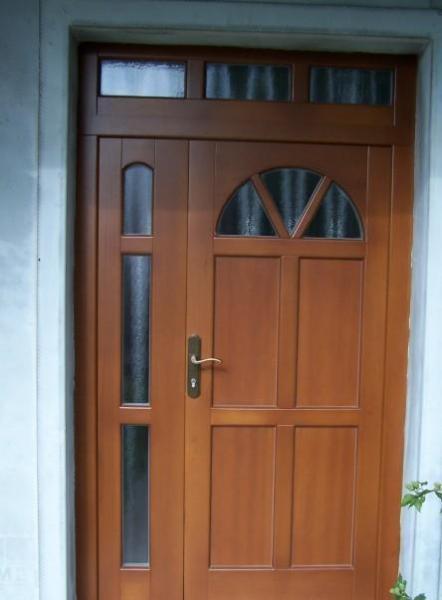Vchodové dvere<br> Autor: Lignomat, s.r.o., Topoľčany
