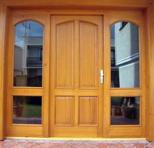 Vchodové eurodvere<br> Autor: Kovacwood - Ján Kováč, Tornaľa