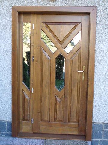 Vchodové eurodvere<br> Autor: RaR Design, s.r.o, Stropkov