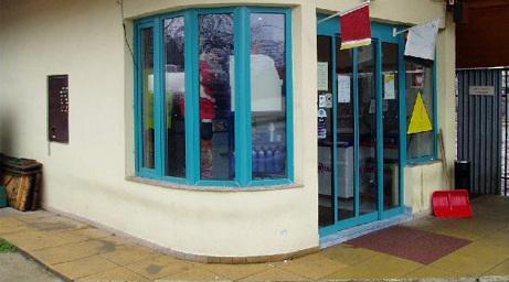 Zalomené plastové okno vo farebnom prevedení<br> Autor: Jukov s.r.o., Košice