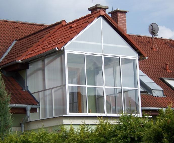 Zimná záhrada-plast<br> Autor:  Slovrekla s.r.o., Zvolen